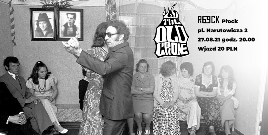 Old Crone, 27.08.2021